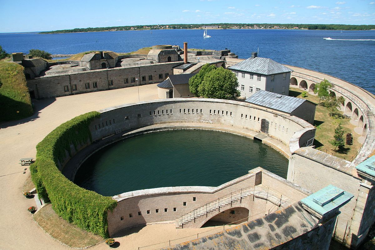 Kungsholms Fort i Blekinge