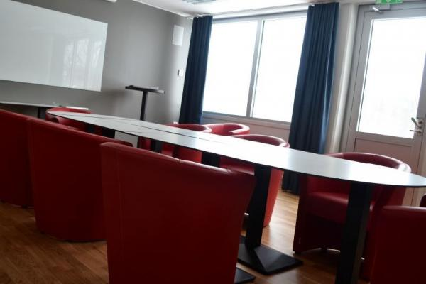 Smaller conference room