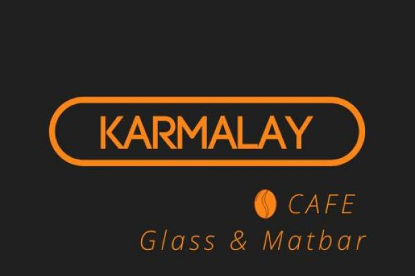 Logo for the café