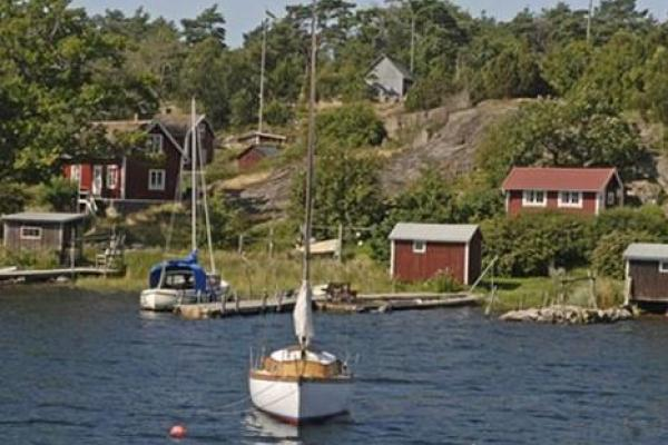 View of Tjärö