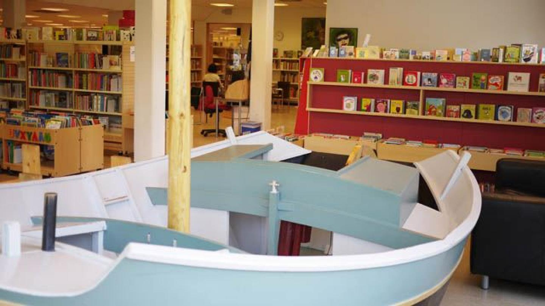 Welcome - Biblioteken i Karlshamn - Karlshamns bibliotek