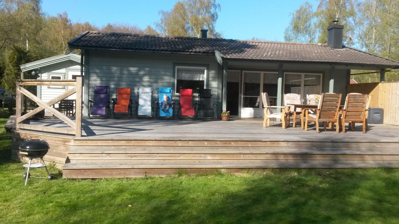 Cottage with 10 beds - Grnsltt, Hllevik | Visit Blekinge