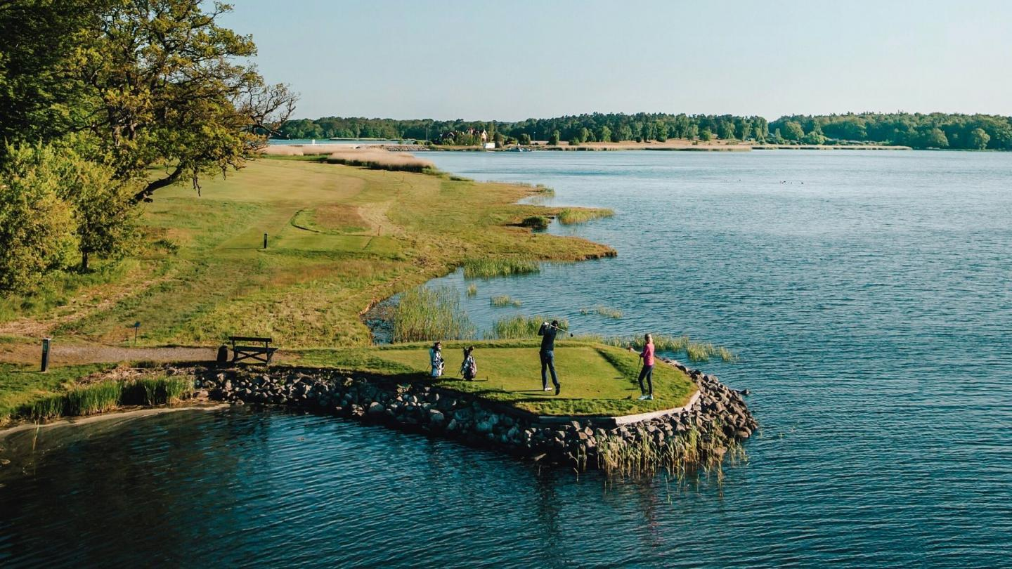 Sweden's Golf Coast in Blekinge